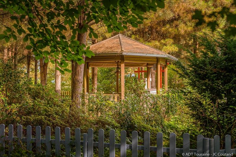 Jardin des merveilles de Mireille en Touraine Angevine - Channay-sur-Lathan