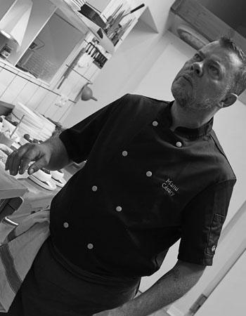 Restaurant Le Concept, - Chef : Emmanuel Césary - Cigogné, Val de Loire.