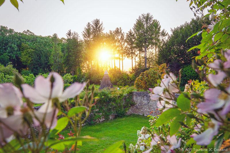 Les roses du château du Rivau - Lémeré
