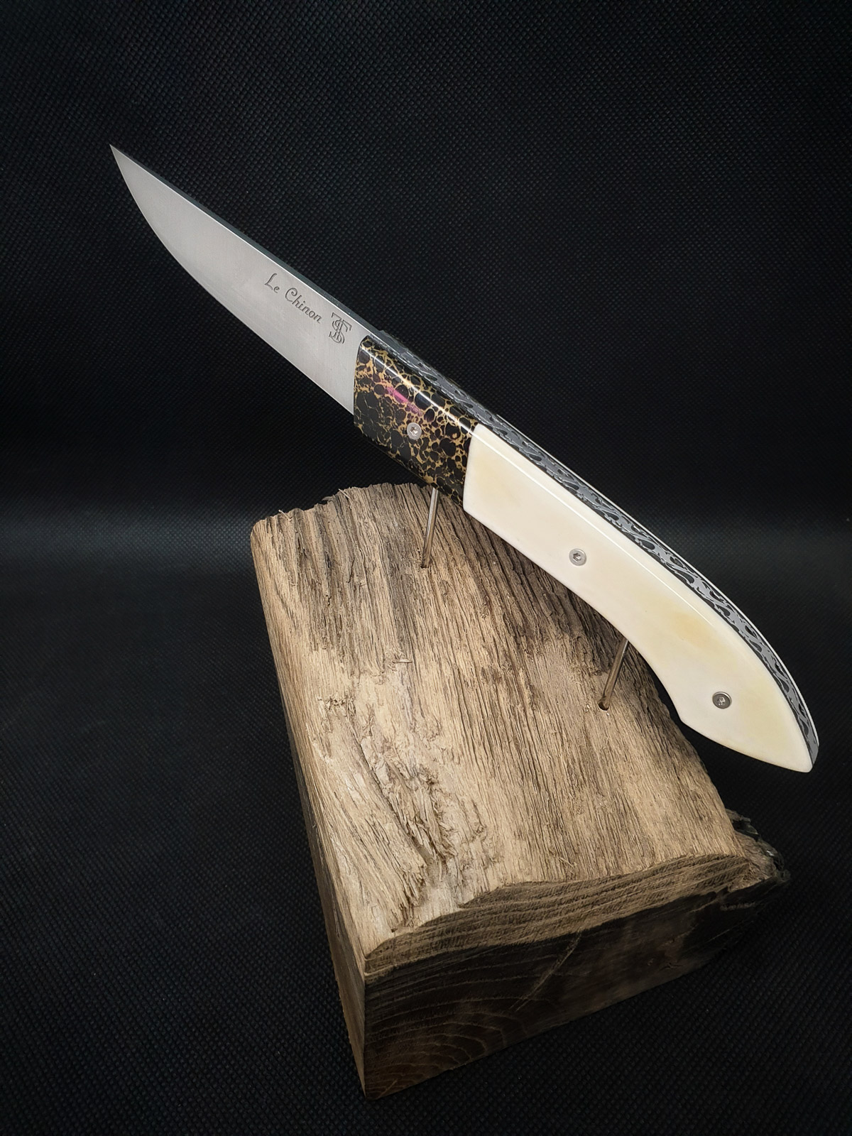 Couteau Les Copeaux d'Abord