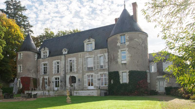 Château de Pray - Château-Hôtel à Amboise
