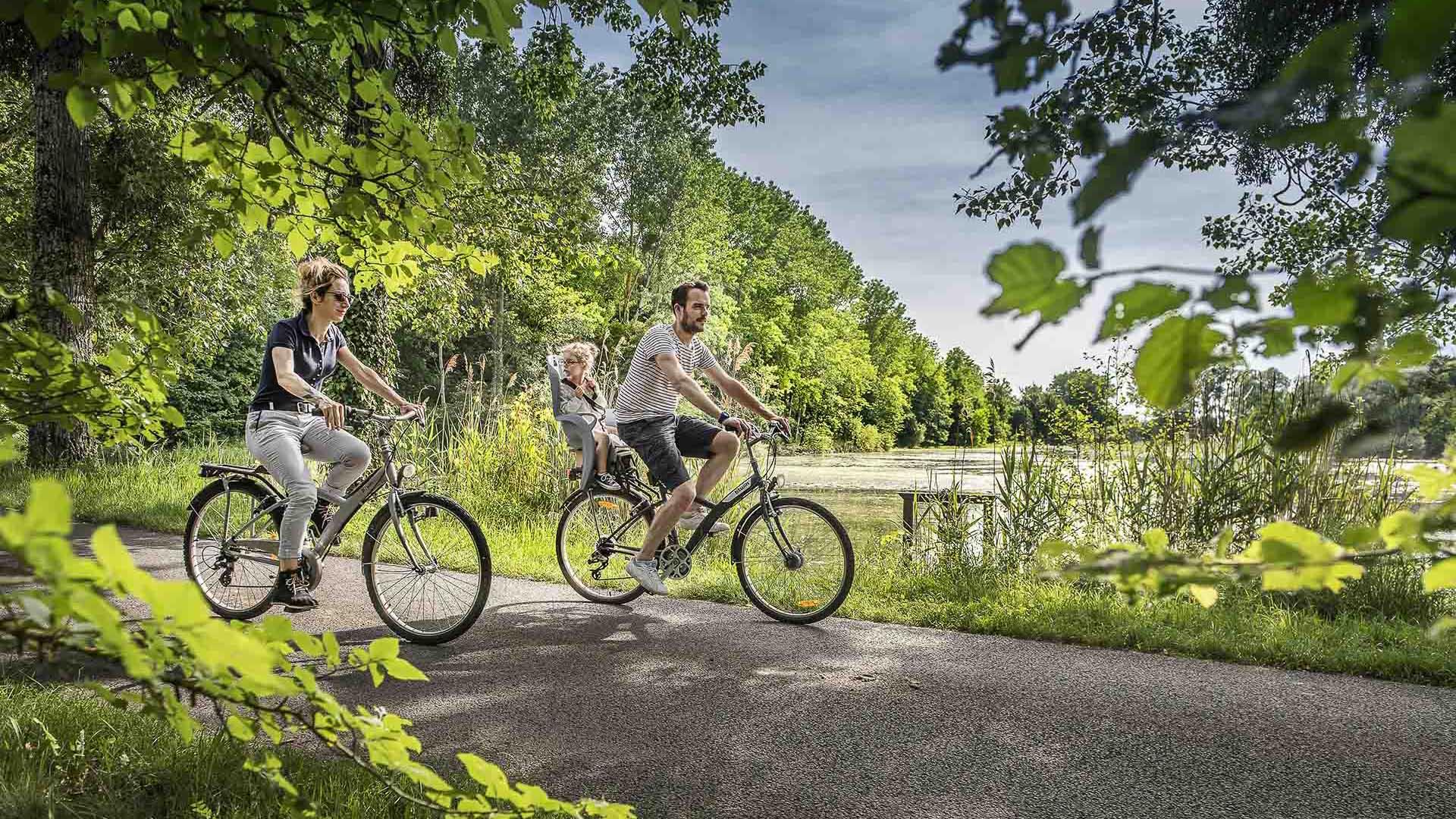 L'Indre à vélo