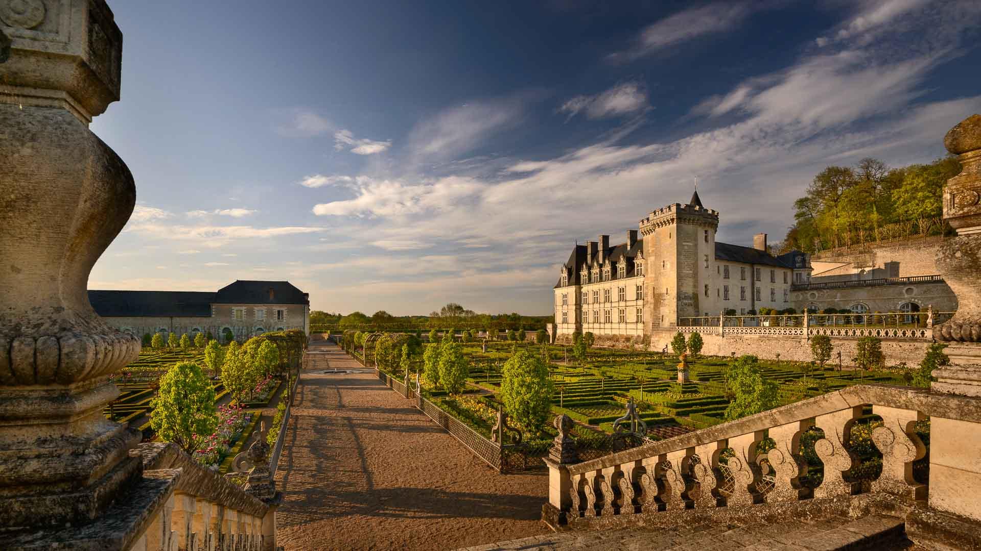 Les parcs et jardins remarquables - La Touraine, le jardin de la France