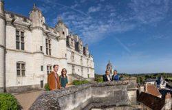 Loches Touraine châteaux de la Loire