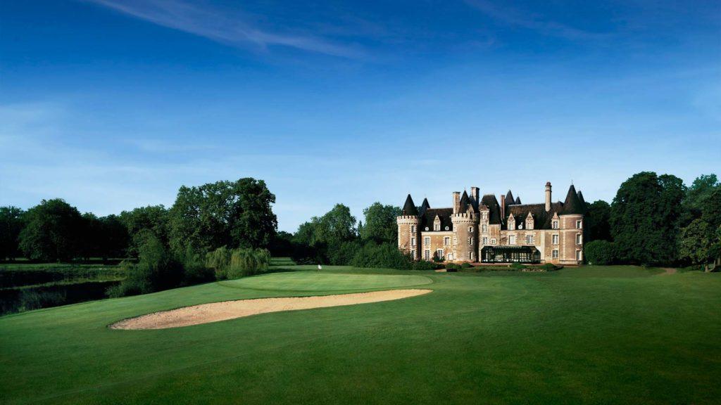 Château-hôtel du golf des Sept Tours