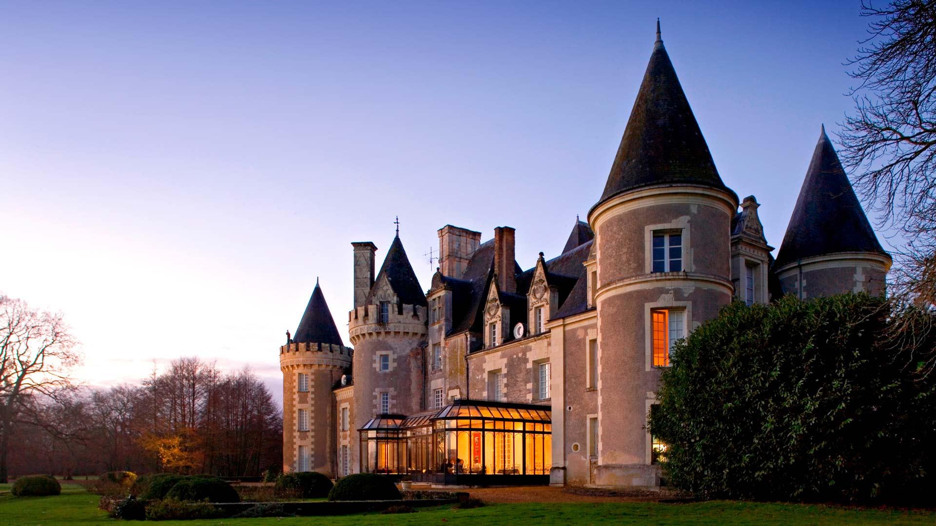Château Hotel des 7 Tours - Courcelles-de-Touraine