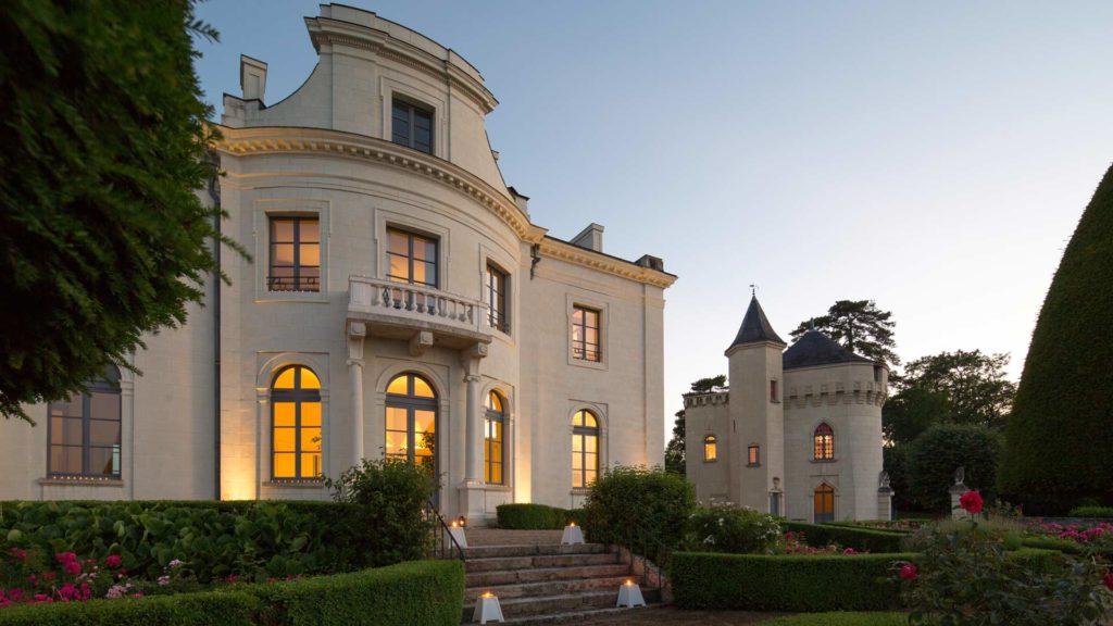 Les suites du Château de Candes