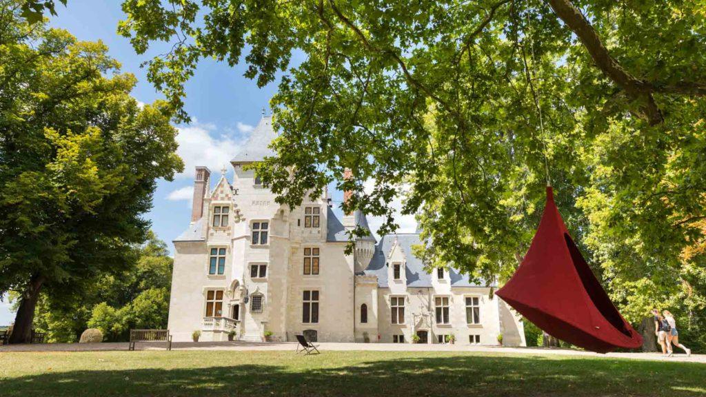 Châteaux de la Loire - Domaine de Candé à Monts