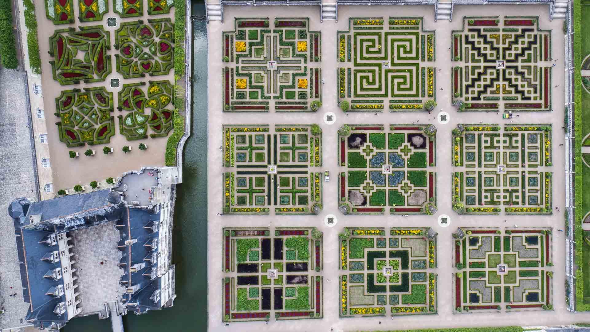 Parcs Et Jardins Ch U00e2teaux De La Loire En Touraine  Val De
