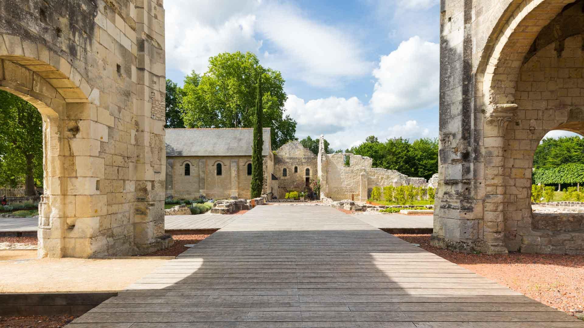 Prieuré Saint-Cosme