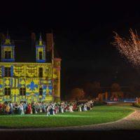 Les sons et lumières dans les châteaux de la Loire