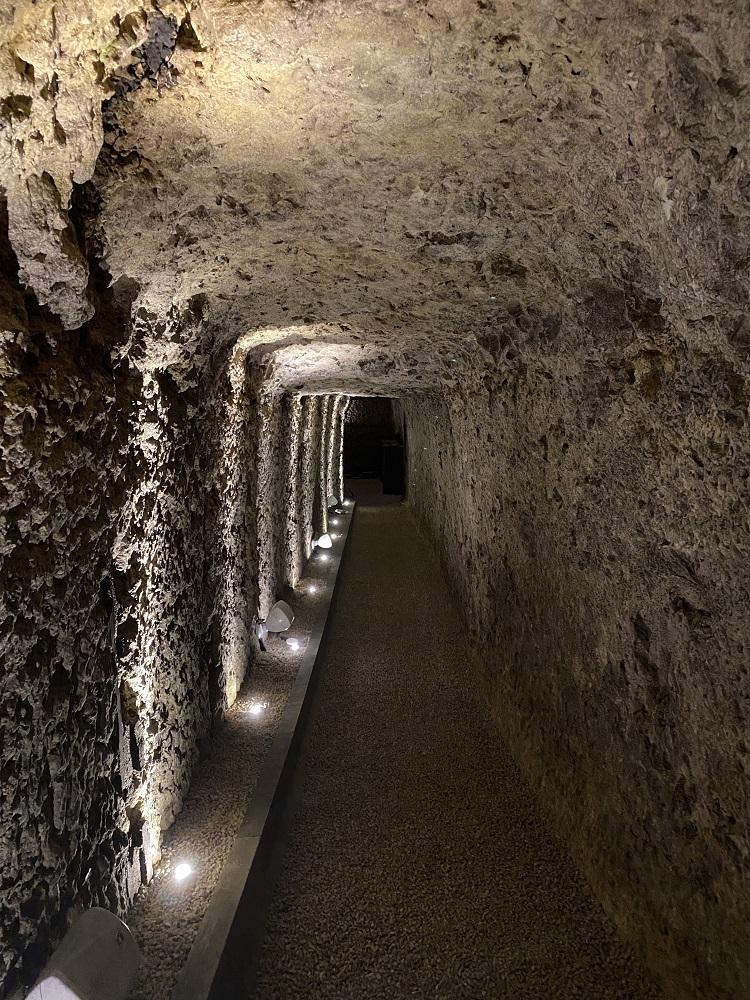 Odyssée souterraine