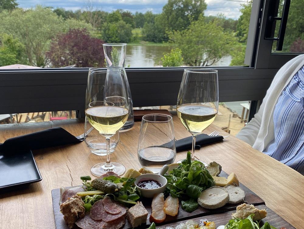 ... avec vue sur Loire !