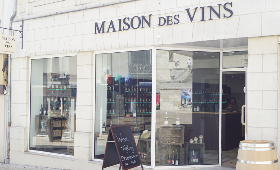 Maison des vins de Bourgueil - Langeais