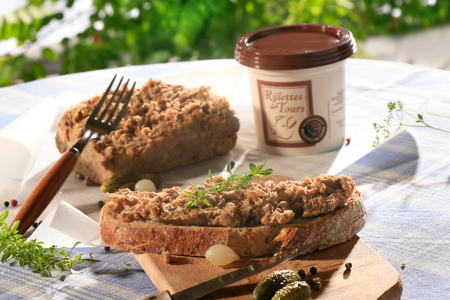 Rillettes de Tours