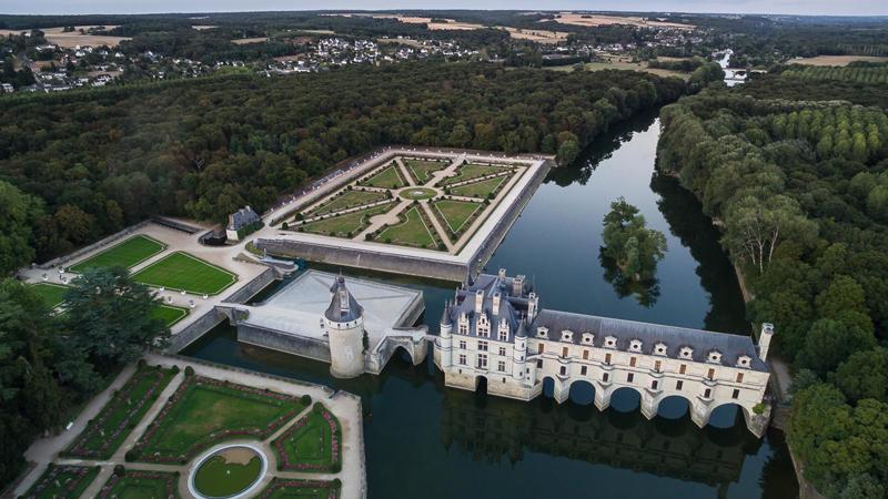 Château de Chenonceau - La Renaissance en Val de Loire