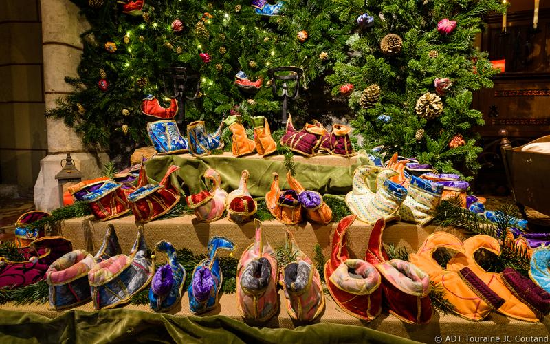 Noël au pays des châteaux - Langeais