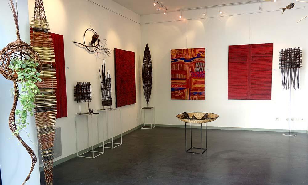 Atelier boutique de Marie-Helène Métézeau