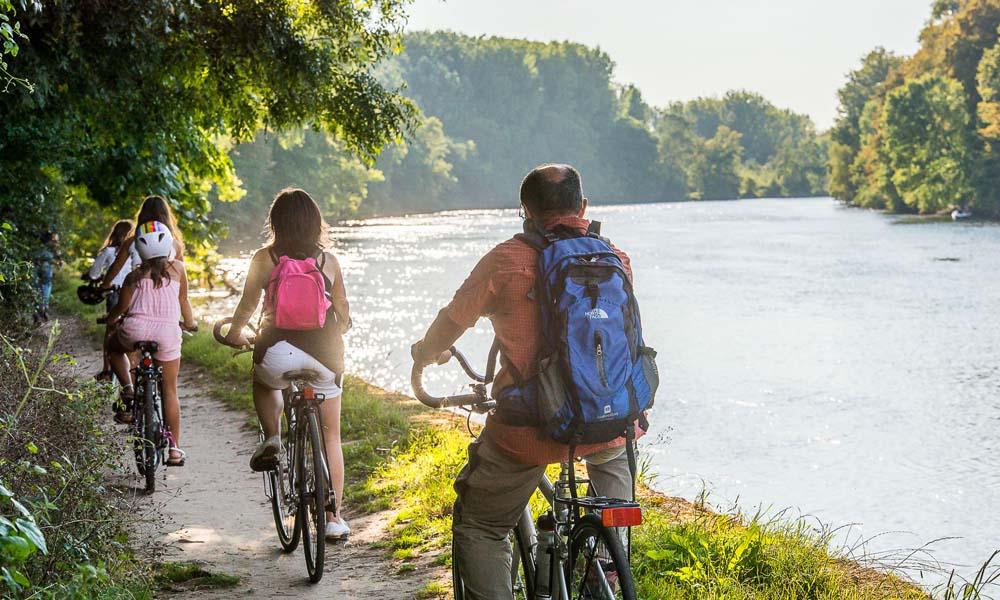 La vallée du Cher à vélo
