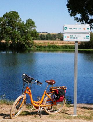 Le Cher - Cœur de France à vélo