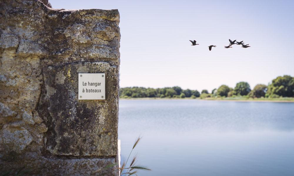 L'étang du Louroux