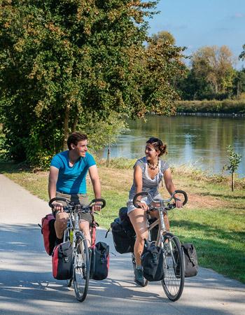 La Loire à vélo en Touraine