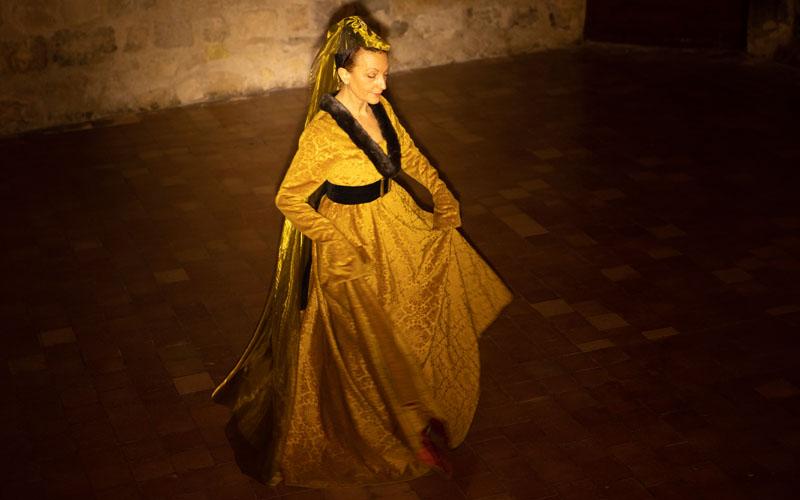 Dansez à la Renaissance - Château de Langeais