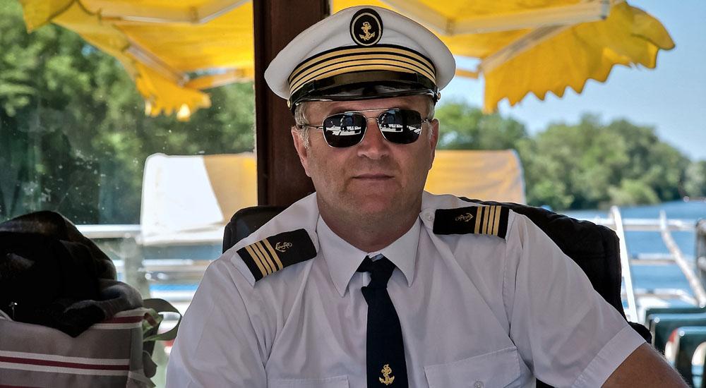 Le Capitaine de la Bélandre