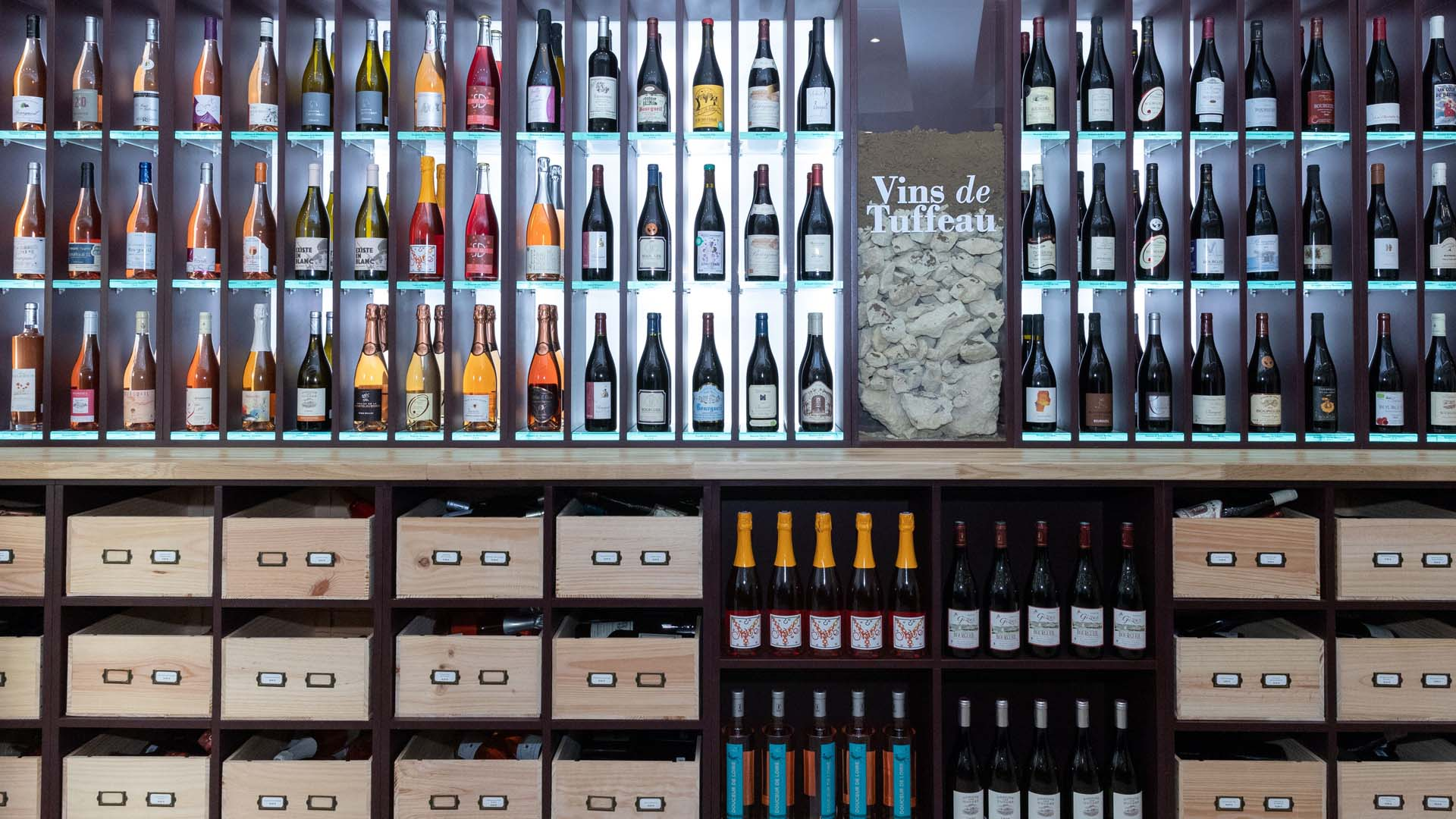 La maison des vins de Langeais