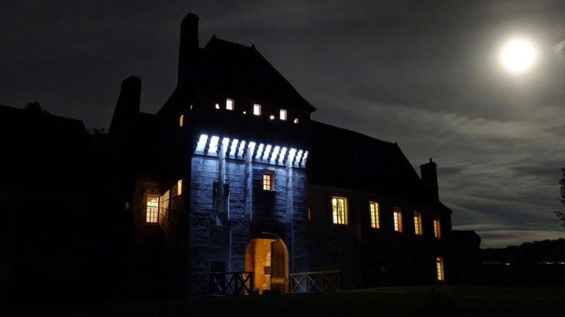 Nuit des châteaux - Château-Monastère de la Corroirie