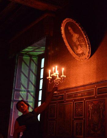 Nuit des châteaux - Château de Gizeux