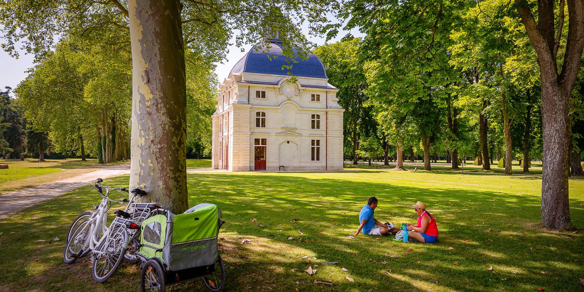 Le parc de Richelieu