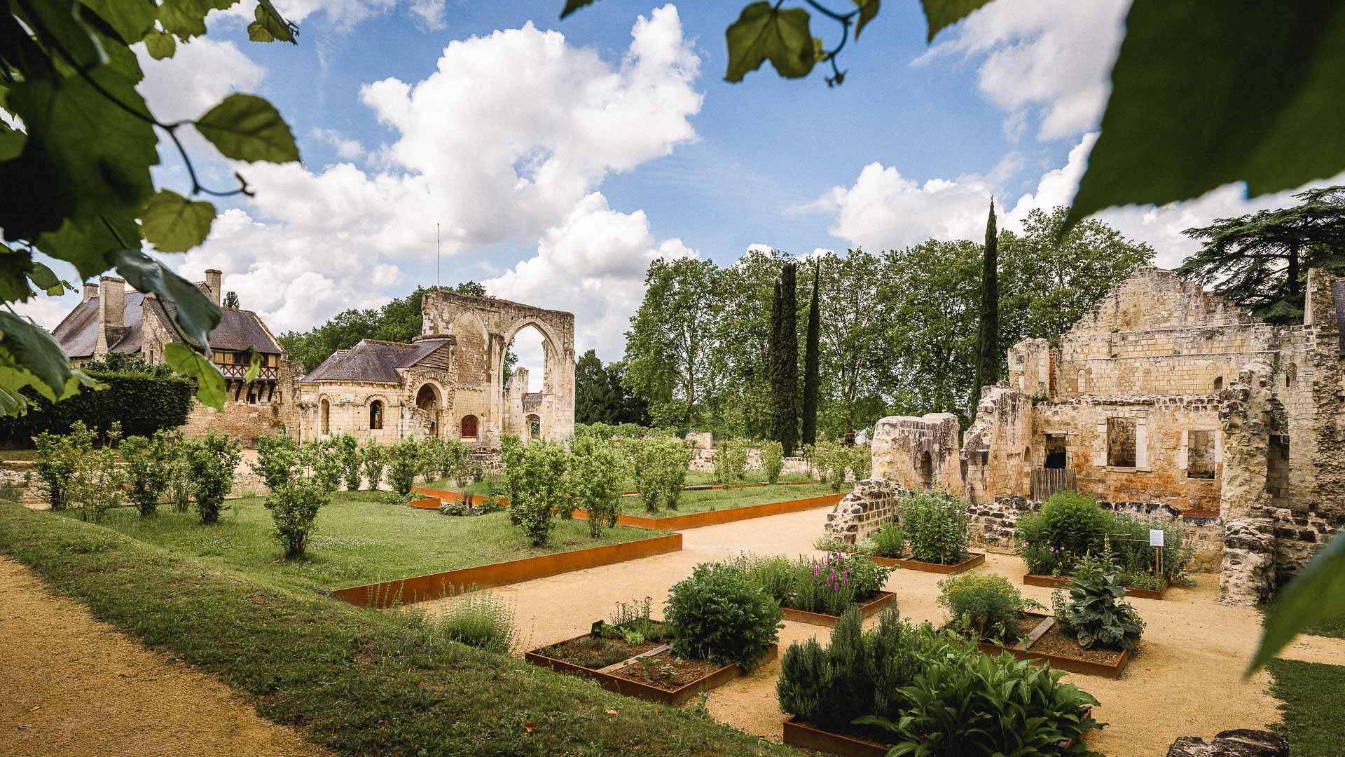 Prieuré St Cosme - Demeure de Ronsard - La Riche