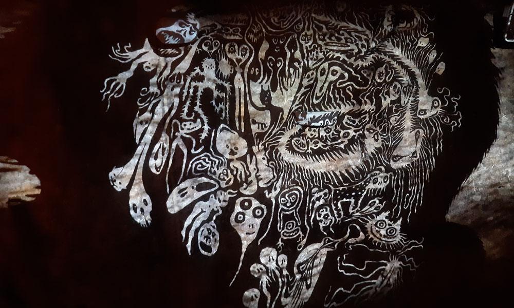 Les projections lumineuses : dans le rêve de Panurge...