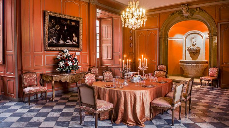 Nuit des châteaux - Château de Villandry