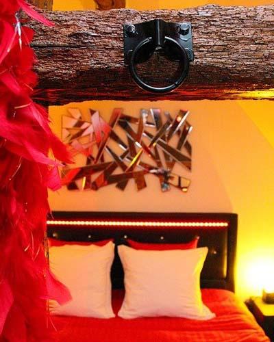 Le Boudoir de Nana - Gite romantique à Manthelan