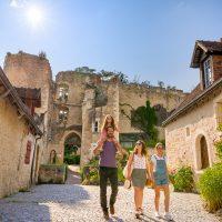 Montrésor, l'un des villages préférés des Français !