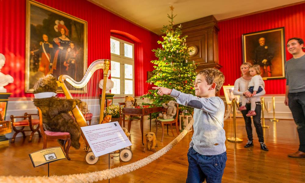 Noël au pays des châteaux - Amboise