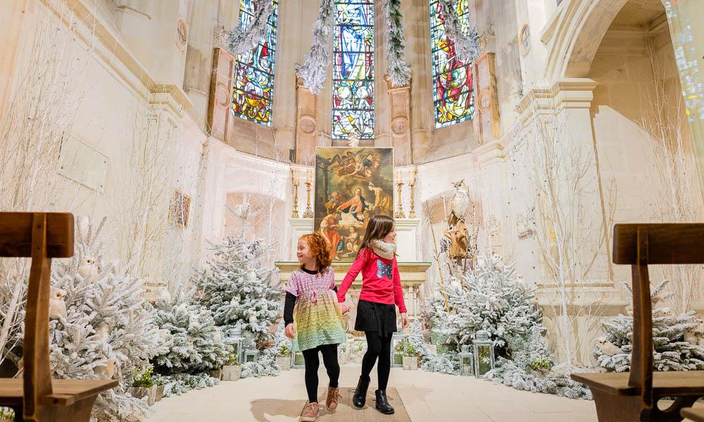 Noël au pays des châteaux - Chenonceau