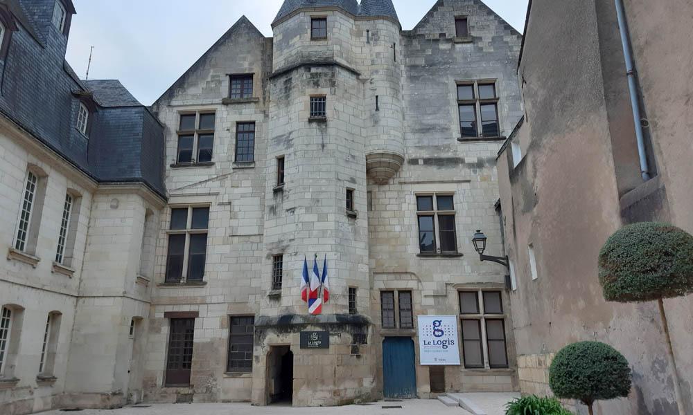 Le Logis - Hôtel des ducs de Touraine