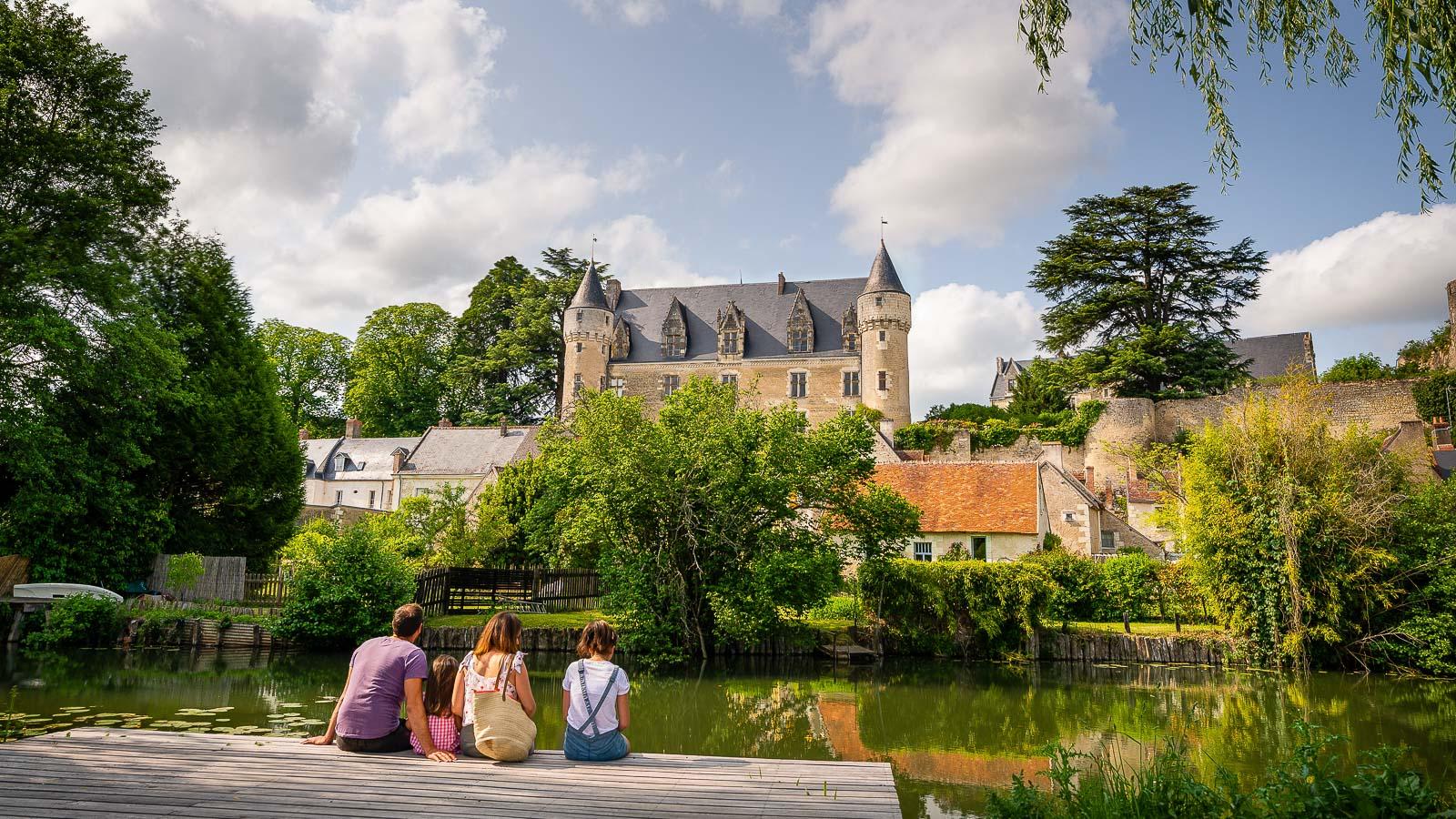Montrésor, un château au charme certain ! !