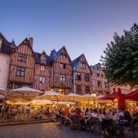 Tours et les plus belles cités de Touraine