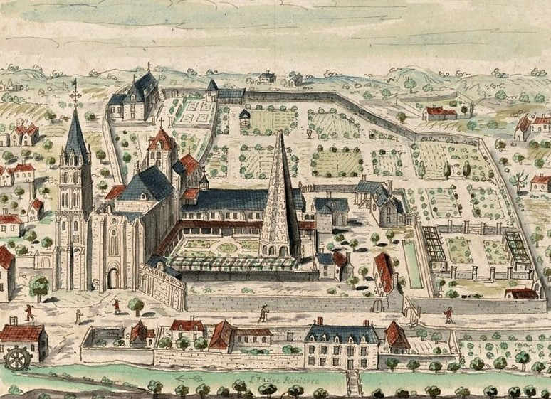 Ancienne Abbaye de Beaulieu