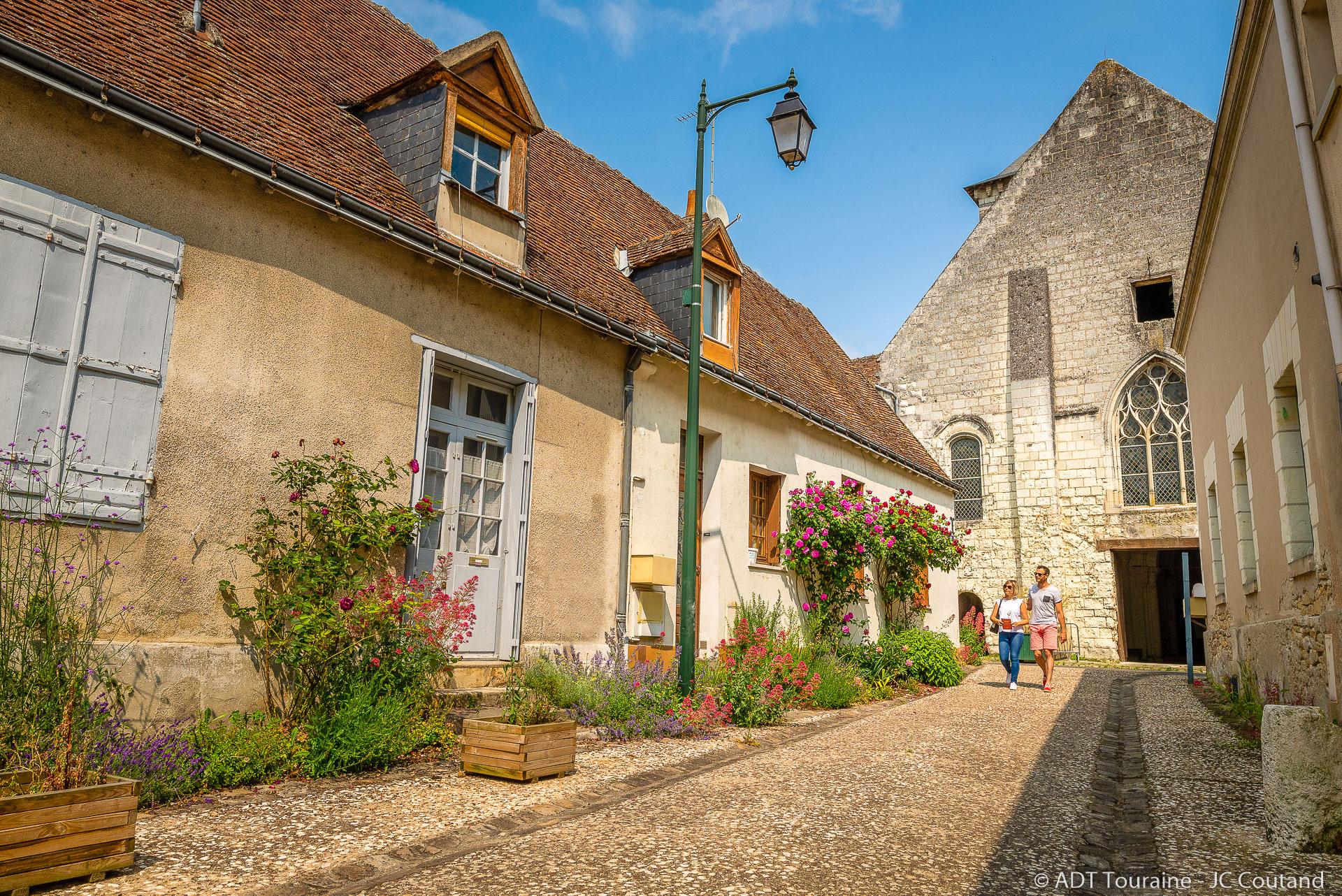 Beaulieu-lès-Loches au fil des rues - Eglise Saint-Laurent