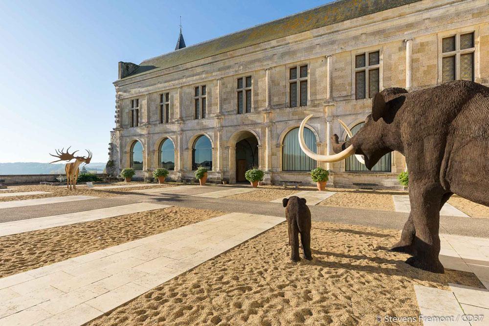 Le musée de la Préhistoire du Grand-Pressigny