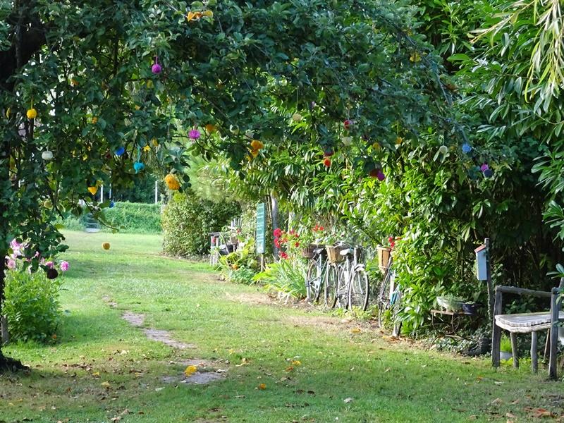 Jardin des Viantaises - Beaulieu-lès-Loches