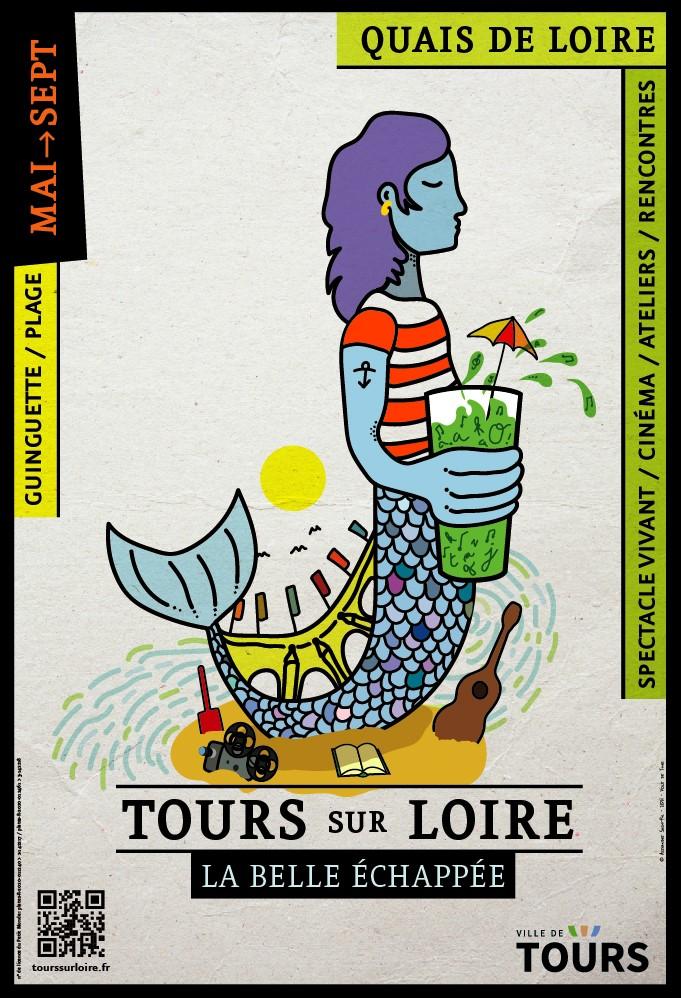 Guinguette de Tours sur Loire