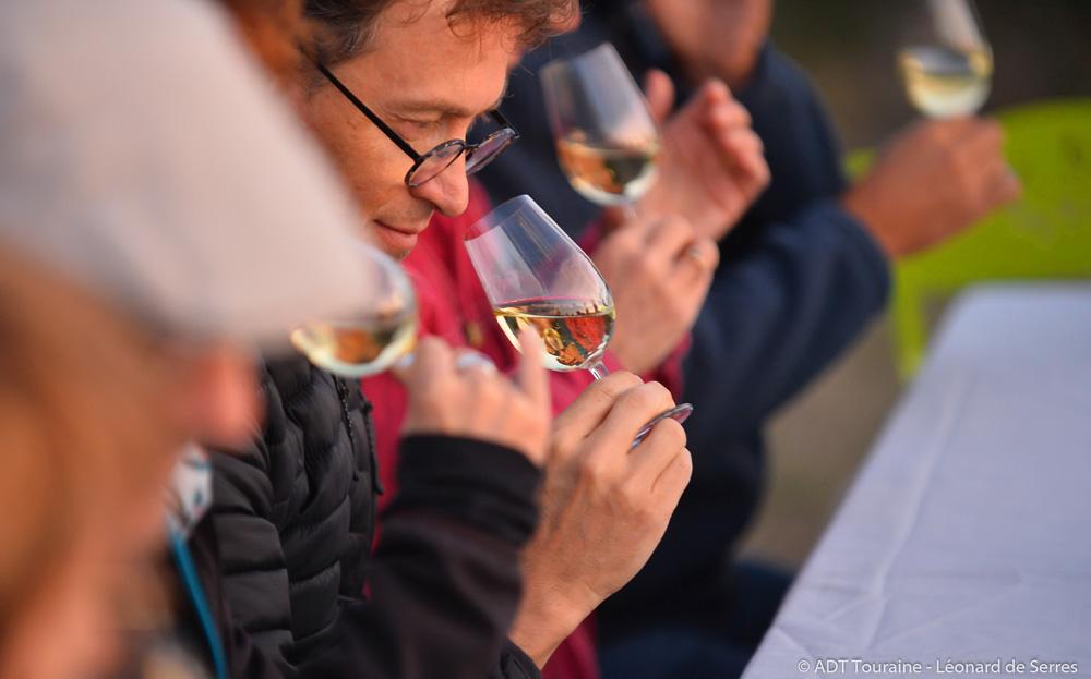 Rendez-vous dans les vignes : la dégustation
