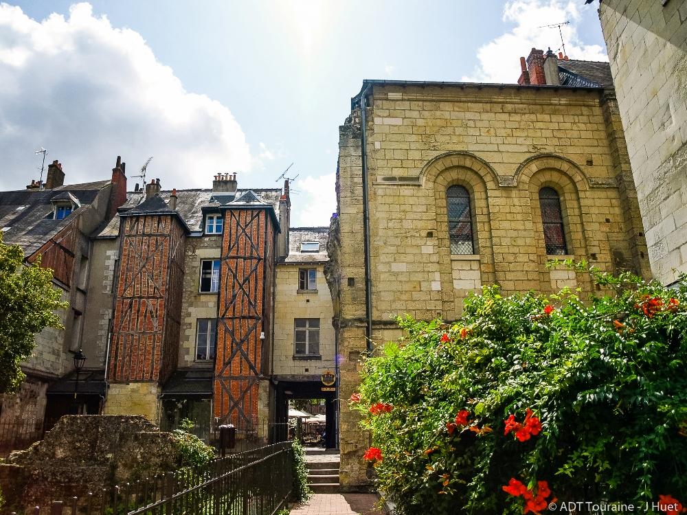 Jardin Saint-Pierre le Puellier - Tours