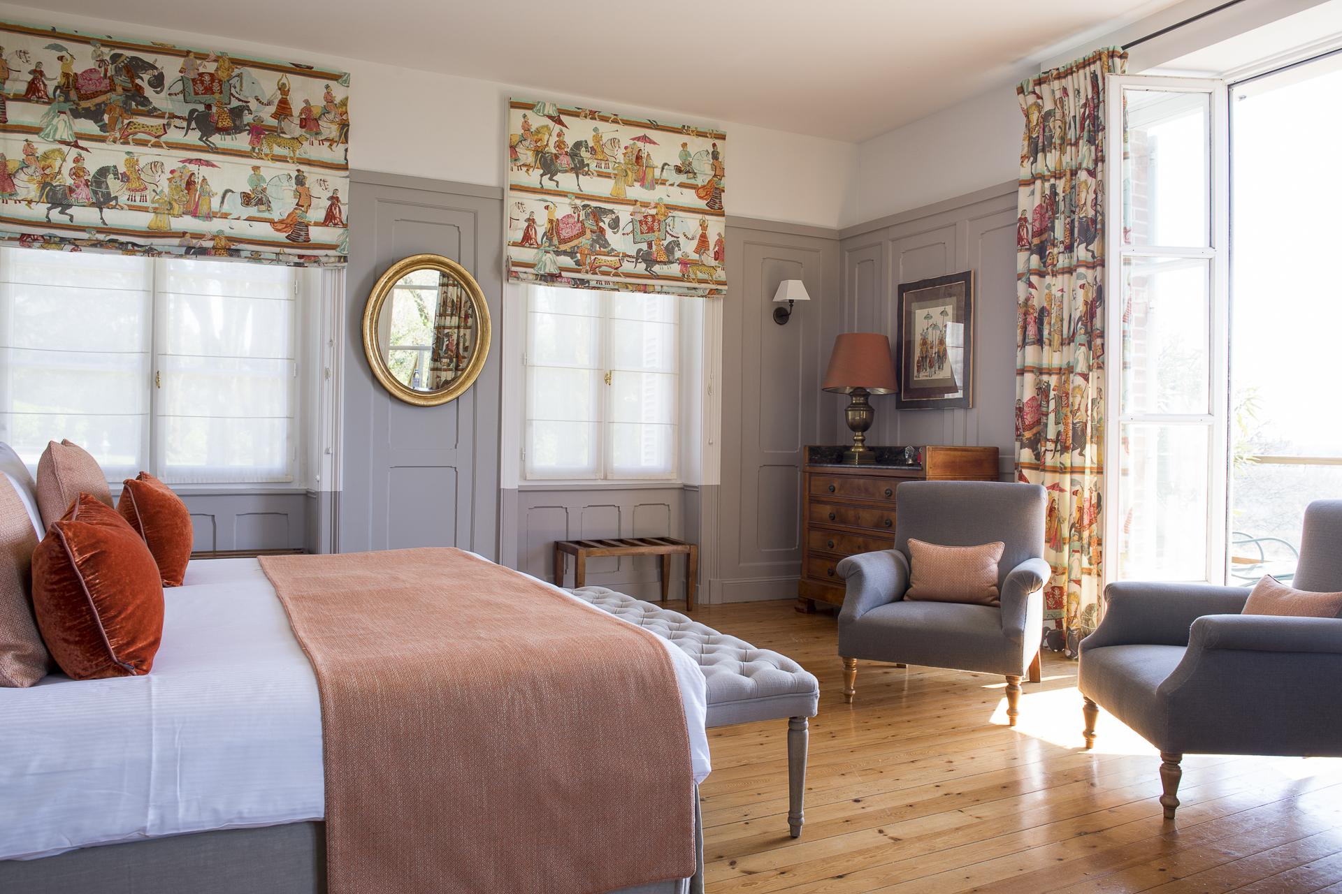 Domaine de la Tortinière - Chambre